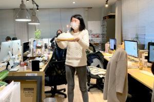 サワヤマさんお誕生日!イメージ