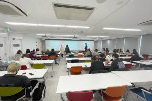 名古屋デザイナー学院にお呼ばれして、登壇してきました!イメージ