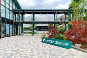 スタッフの休日 静岡のお茶と農業の体験型フードパーク「KADODE OOIGAWA」へ行ってきましたイメージ