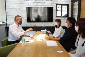 ロゴマークのご提案!_陽だまりマンション税務事務所プロジェクトイメージ