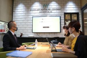 WEBとチラシご提案_陽だまりマンション税務事務所プロジェクトイメージ