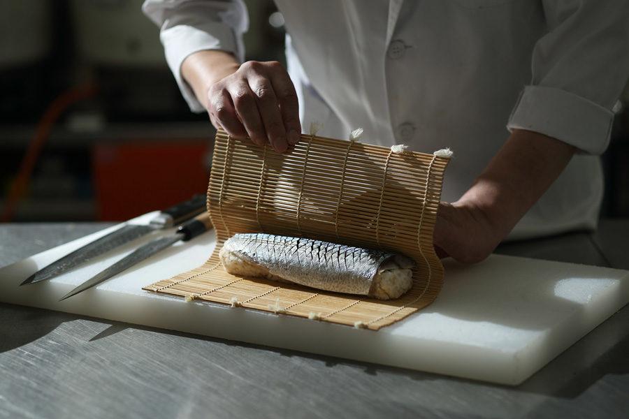 黄金へべす鯖寿司がより食べたくなる紹介_K&Co.日向へべすプロジェクトメインイメージ