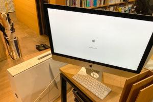 ついに逝ってしまわれたMacさんイメージ