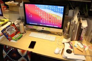すでに新しいMacの面影がありませんイメージ