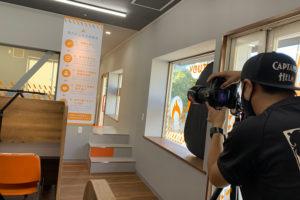 竣工写真の撮影を行いました!!!_秋山塾プロジェクトイメージ