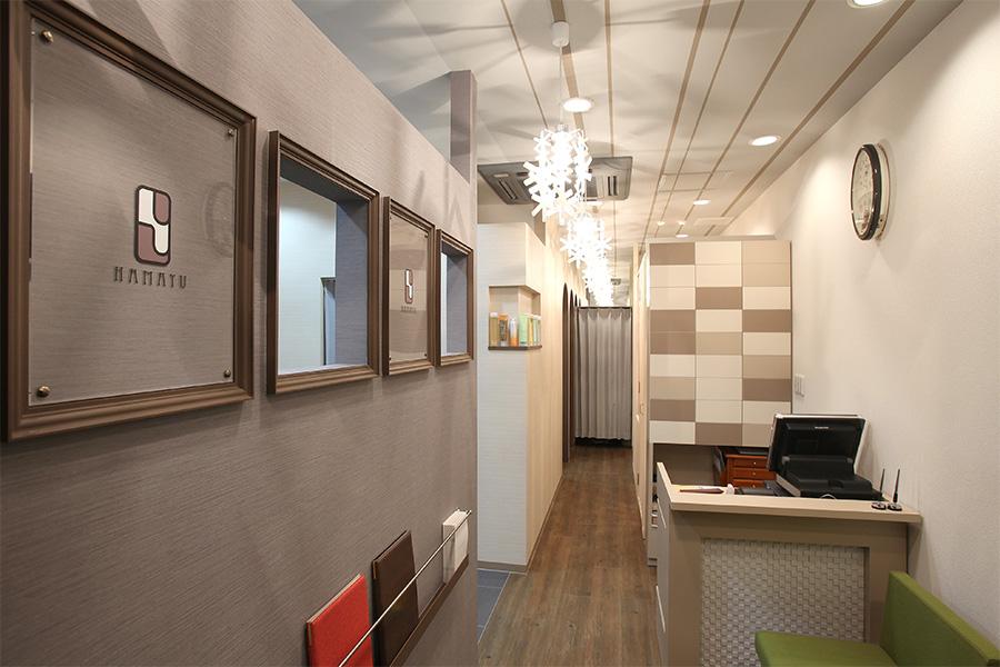 理容室・床屋の店舗デザイン_愛知県知多市 トータルプロデュースサロンはまゆう