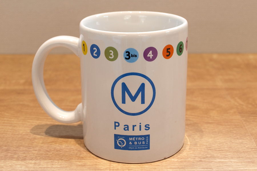 ケーキ屋のマグカップ