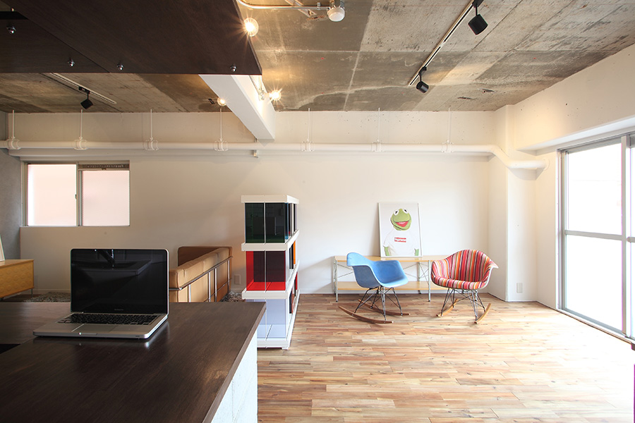 リノベーション家具