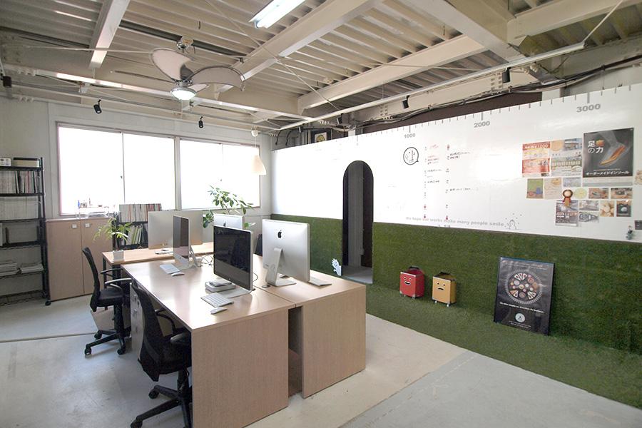 デザイン事務所のオフィスリフォーム