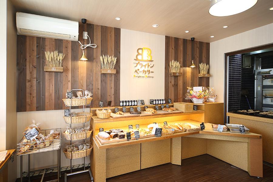 パン屋の店舗デザイン_愛知県津島市 ブライトンベーカリーサムネイル