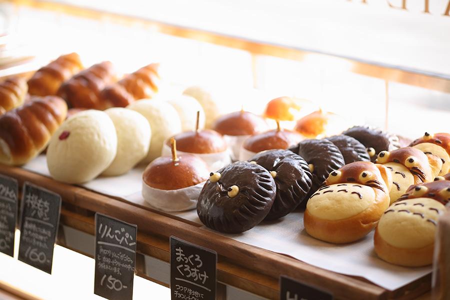 売れるパン屋の法則
