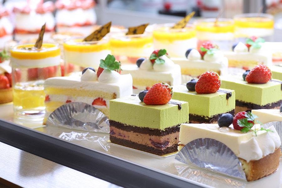 ケーキ屋の新規開業