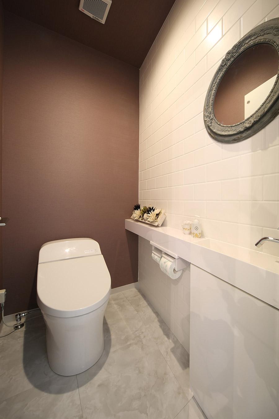 デザイントイレ