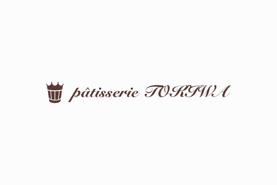 ケーキ屋のロゴマークデザイン