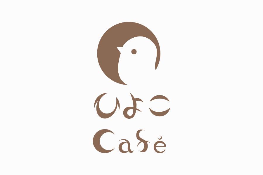 カフェのロゴマークデザイン_名古屋市守山区 ひよこカフェサムネイル