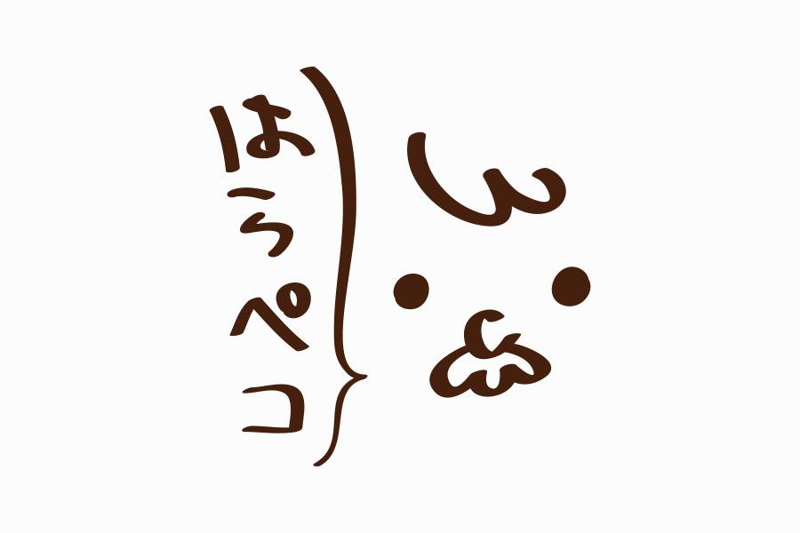 顔のロゴマークデザイン