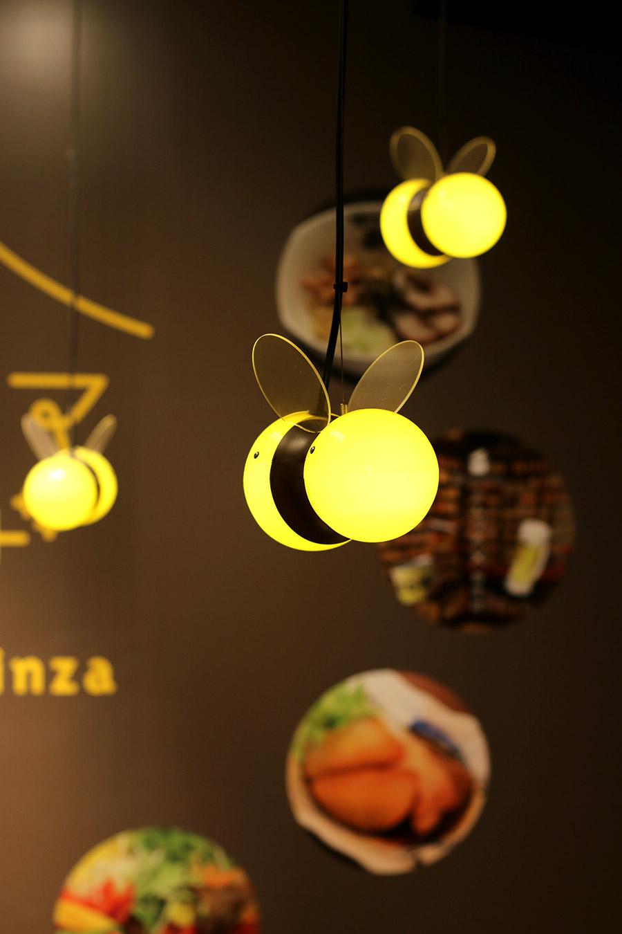LEDのオリジナル照明