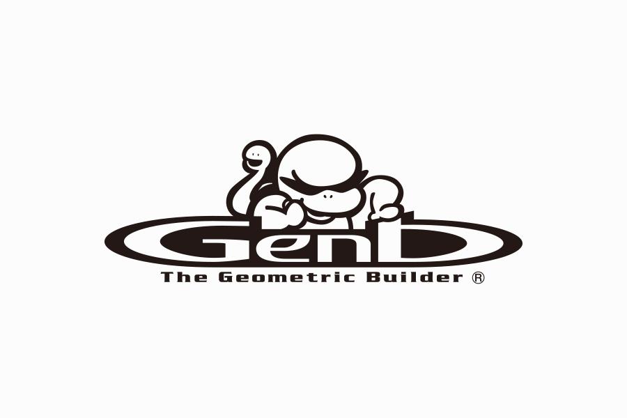Genbのキャラクターデザイン