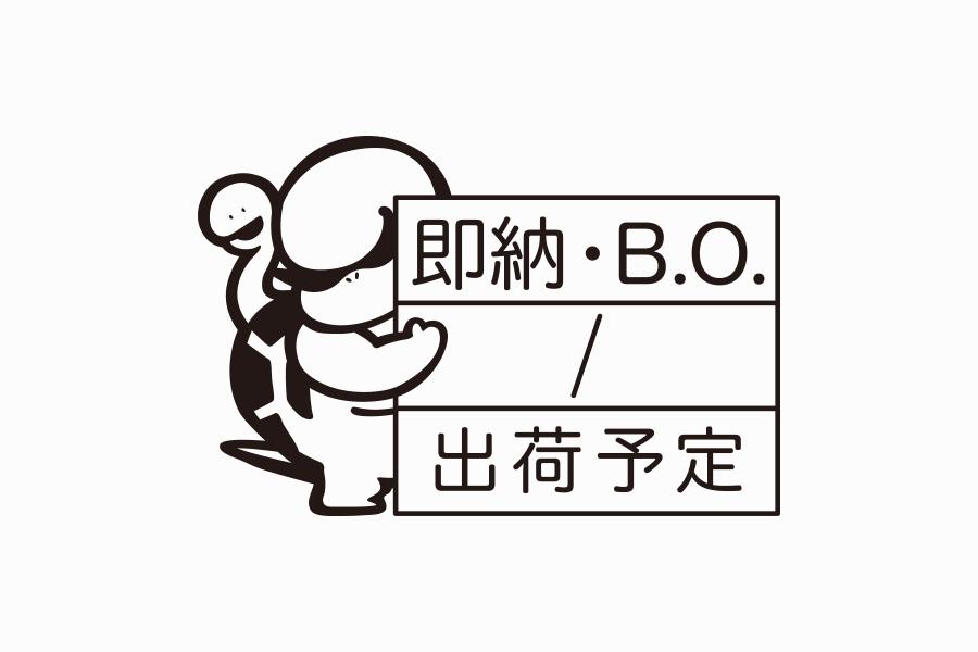 パーツブランドのキャラクターデザイン
