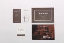 プライベートサロンのグラフィックデザイン_名古屋市中区 プライベートサロンChou Chouサムネイル