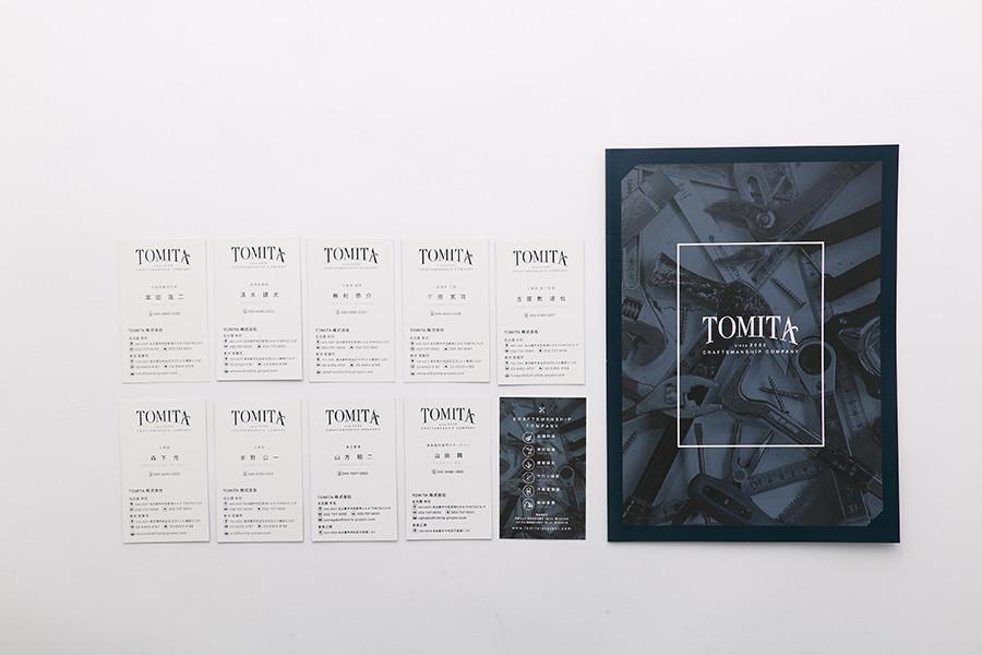 工務店のトータルグラフィックデザイン_名古屋市中区新栄 TOMITA株式会社サムネイル