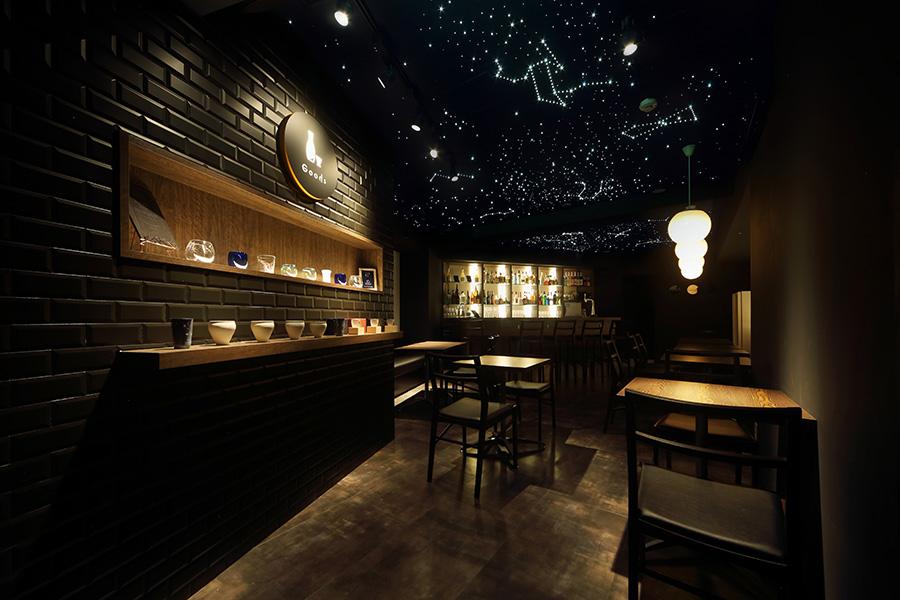 バーの店舗デザイン_愛知県名古屋市金山 金山ほしあかりサムネイル