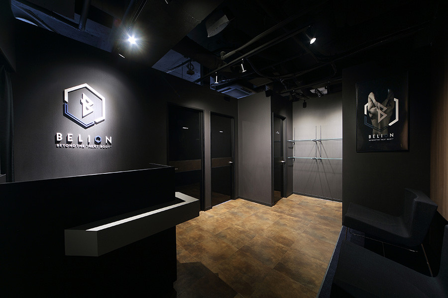 トレーニングスタジオの店舗デザイン_愛知県名古屋市丸の内 BELIONサムネイル