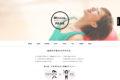 自分ケアインストラクターのホームページデザイン_岐阜県 My+co.サムネイル