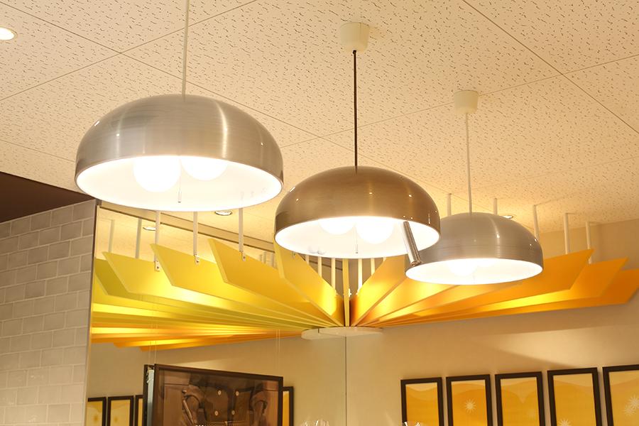 ケーキ屋の内装工事デザイン