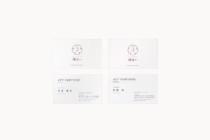 マッチングサービス運営会社の名刺デザイン_愛知県名古屋市 縁合いサムネイル