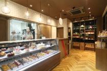 ケーキ屋・洋菓子店の店舗デザイン
