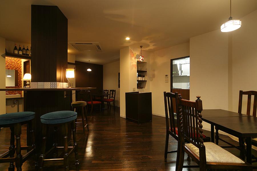 洋食ビストロの店舗デザイン_名古屋市中区 パーラーペコペコ・ペコペコカップサムネイル