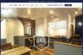美容室のホームページデザイン_東京都世田谷区 ヘアサロンBASEサムネイル