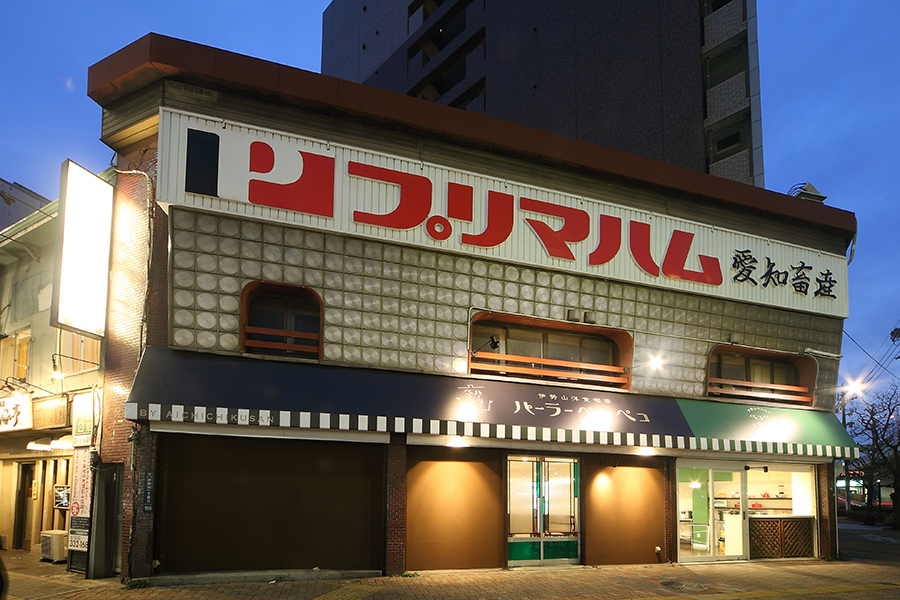 洋食ビストロの店舗デザイン