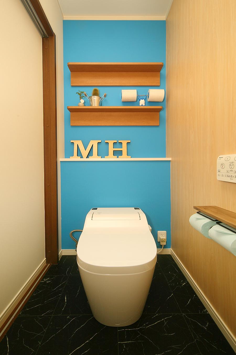 接骨院のトイレデザイン