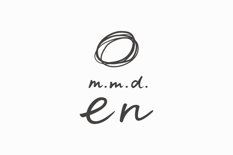 商品ブランドのロゴデザイン