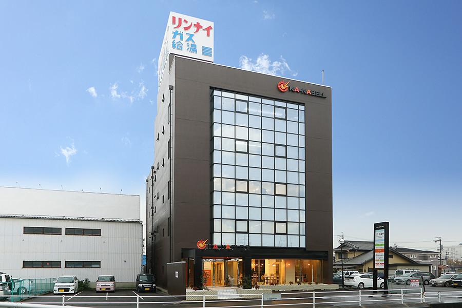 企業のオフィスデザイン_三重県四日市市 カーナベル株式会社サムネイル