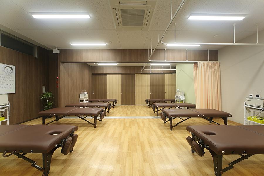 接骨院の店舗デザイン