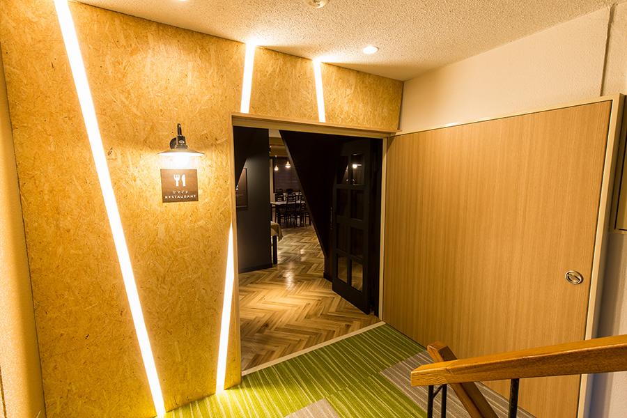リゾートホテルのレストランデザイン