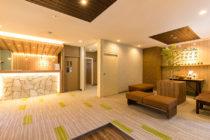 リゾートホテルの店舗デザイン