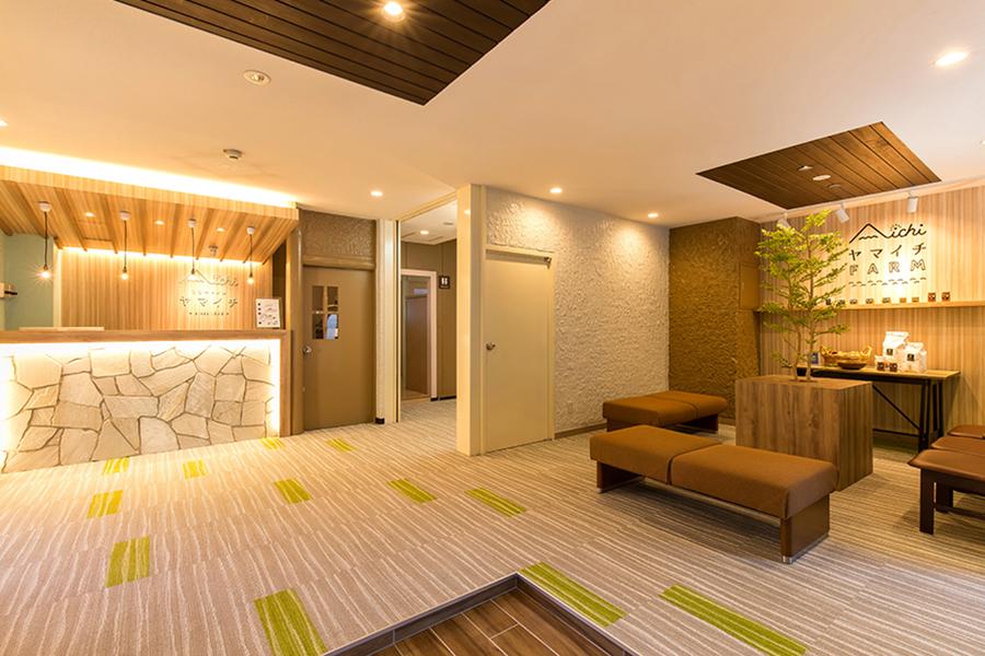 リゾートホテルの店舗デザイン_長野県北安曇郡小谷村 リゾートインヤマイチサムネイル