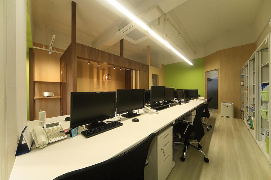 税理士事務所の店舗デザイン
