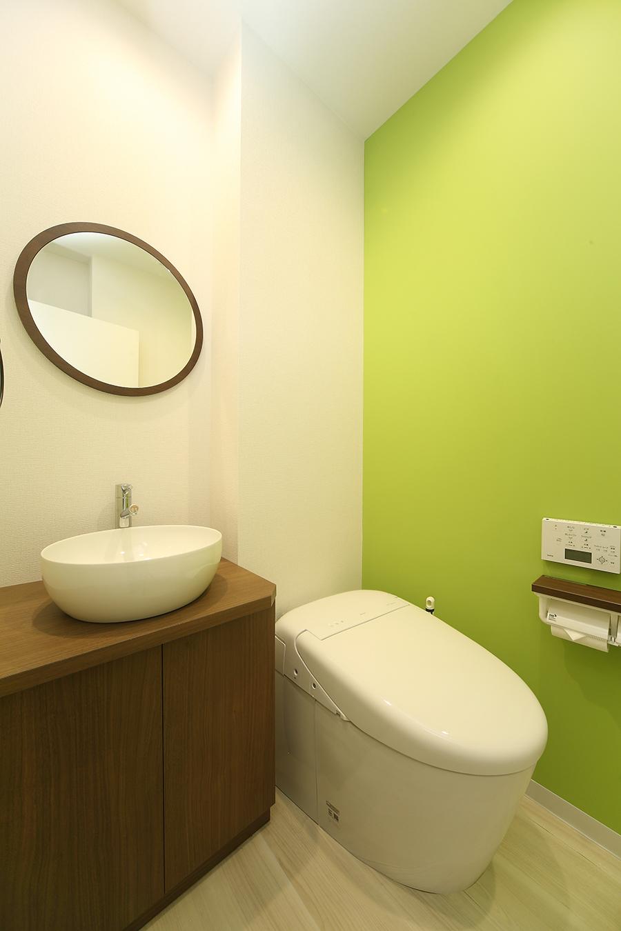 税理士事務所のトイレデザイン