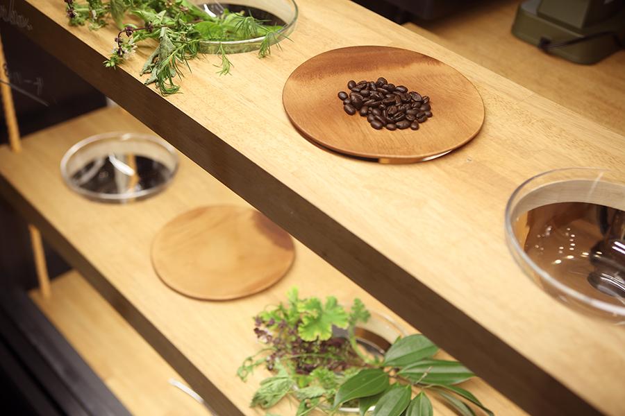 カフェダイニングのインテリアデザイン