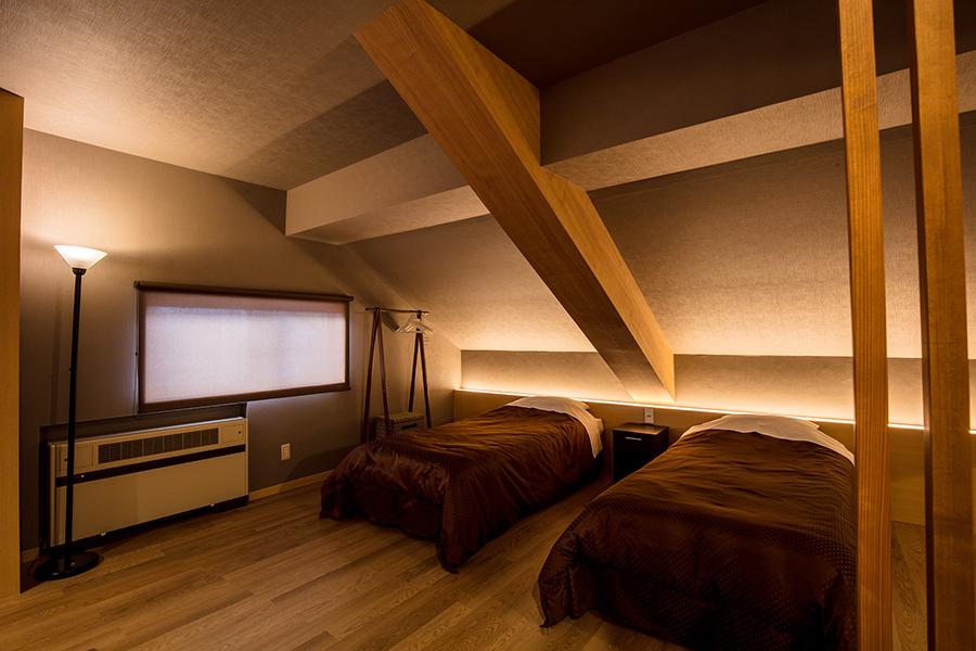ホテルの店舗デザイン