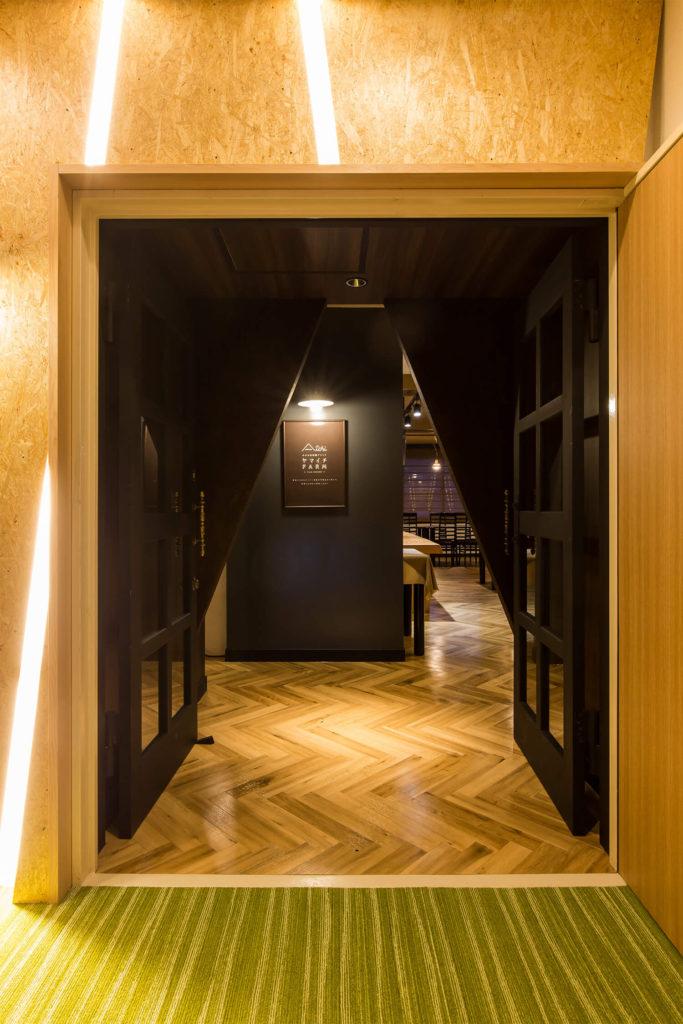 ホテルのデザイン