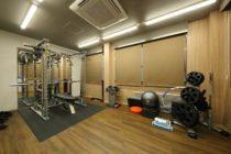 トレーニングスタジオの店舗デザイン_福岡県糸島市 ヨシオカジムサムネイル