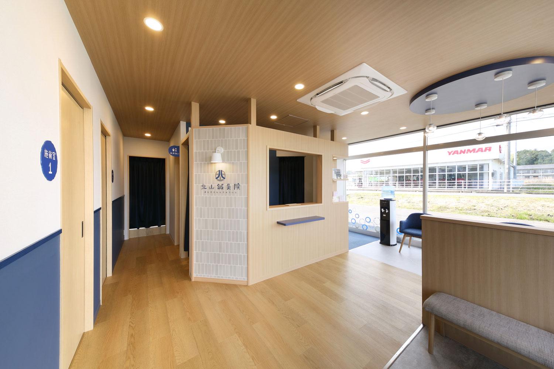 鍼灸院の店舗デザイン_三重県伊賀市 北山鍼灸院