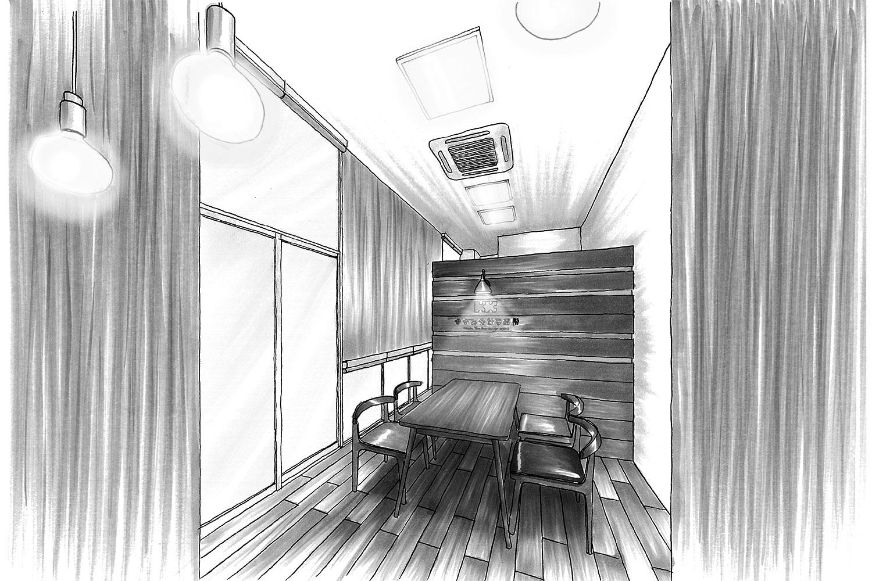 税理士事務所のオフィスデザイン_岐阜県岐阜市 各務会計事務所
